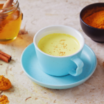 Turmeric, turmeric latte, hot beverage, anti inflammatory, spices, cinnamon, ginger