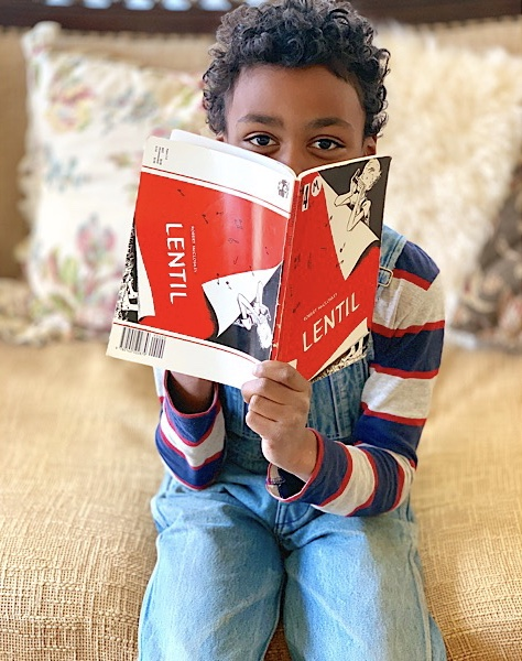 little boy reading, fun things to do with family